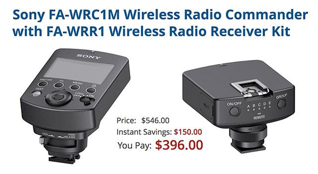 sony-fa-wrc1m-radio-commander-fa-wrr1-receiver