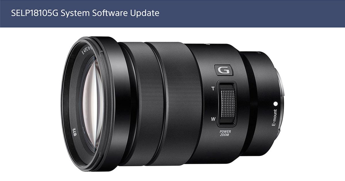 Sony FE PZ 28-135mm f/4 G OSS Lens | Photoquip Online