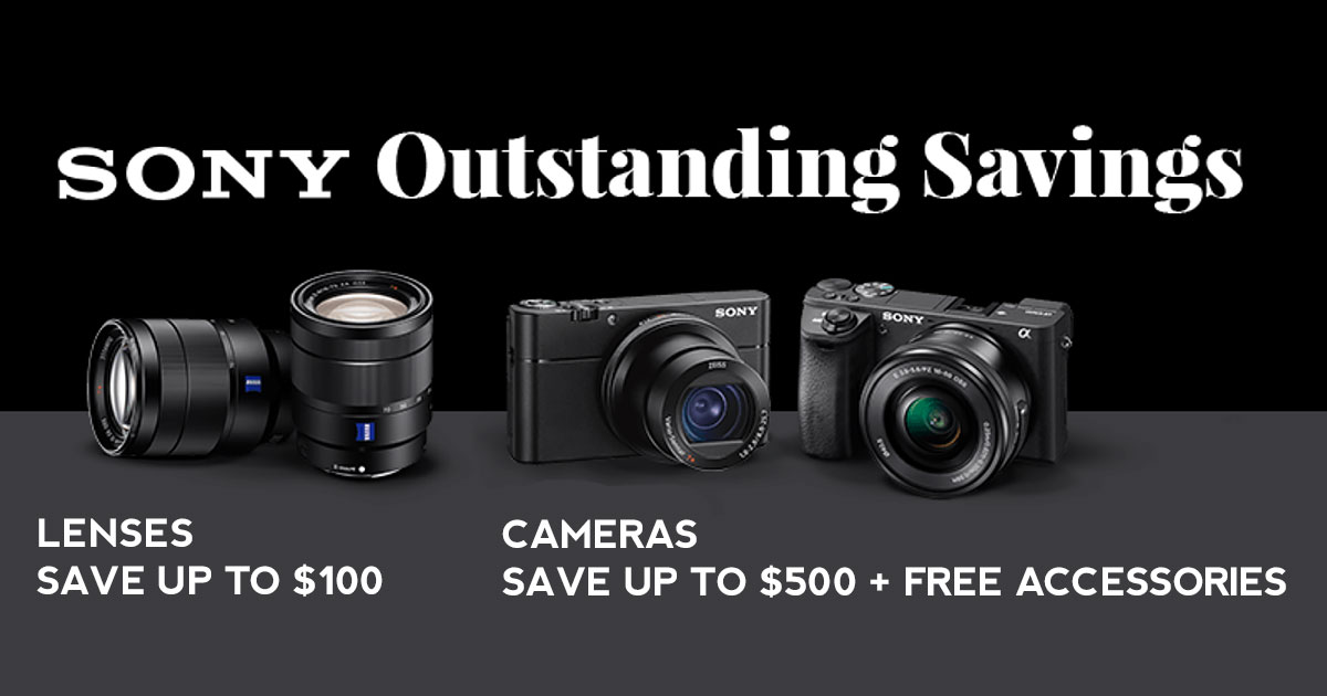 Deals on sony camcorders usa