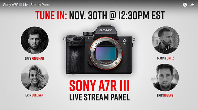 sony-a7r-iii-live-stream