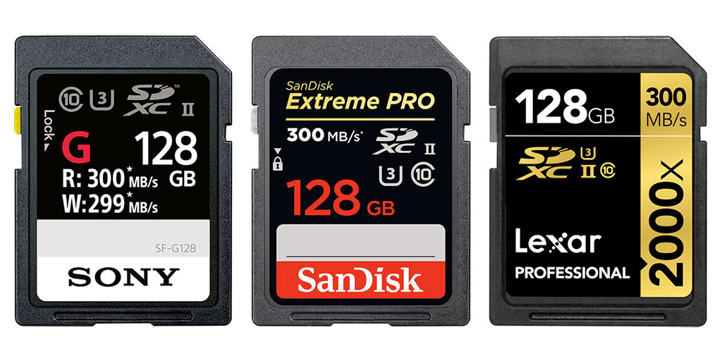 9e16398ddd3 Best Memory Cards for Sony a7 III