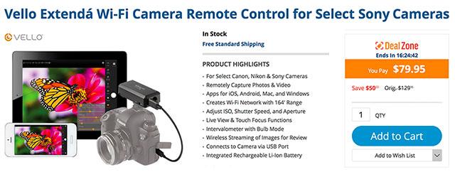 vello-extenda-wifi-camera-remote-control