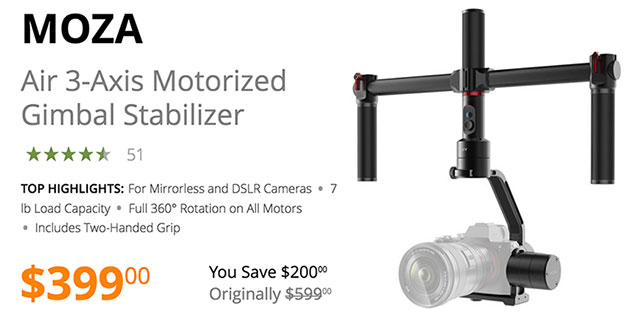 moza-air-3-axis-motorized-gimbal-stabilizer