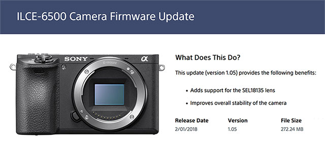sony-a6500-firmware-update-1-05
