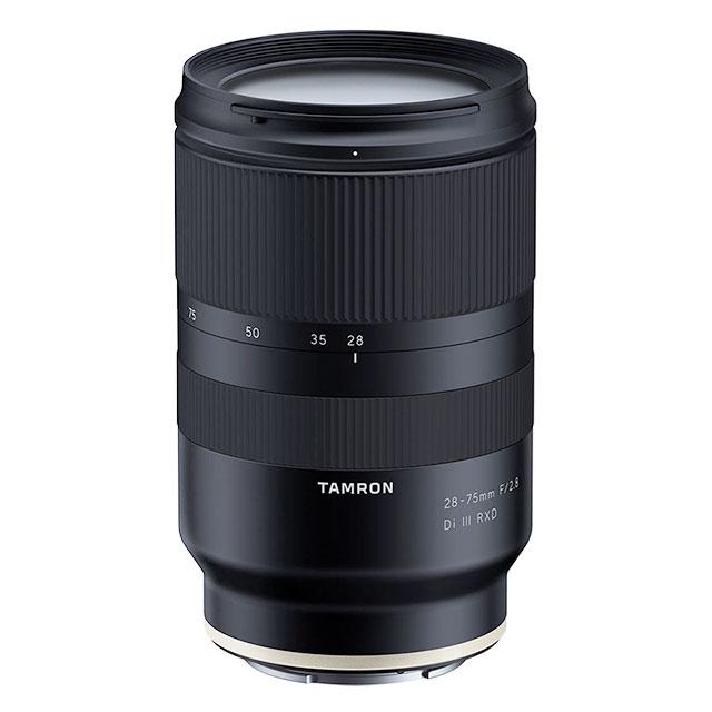 Tamron Announces Development of 28-75mm F/2.8 FE Lens