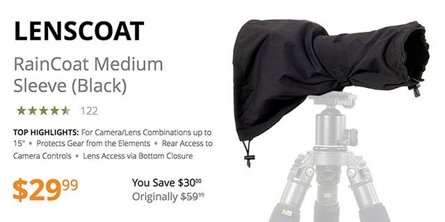 lenscoat-raincoat-sleeves-deal