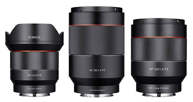 rokinon-af-14-35-50-e-mount-lenses