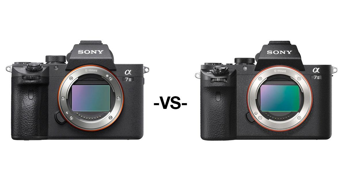 Sony Fullframe Comparison: Sony a7 III -vs- a7 II, a7R II, a7R III & a9