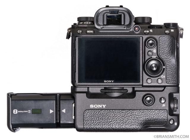 Sony a9 Vertical Grip