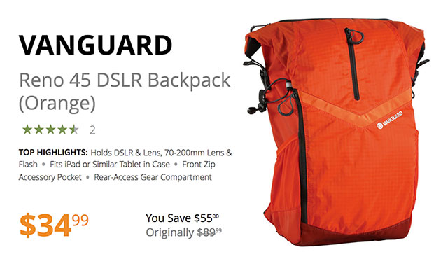 vanguard-reno-45-backpack-orange