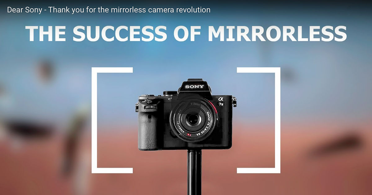 Here's How Sony Became Apple of the Camera Industry