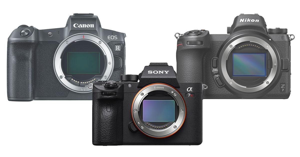 How Canon EOS R & Nikon Z Fullframe Mirrorless Will Help Sony Shooters