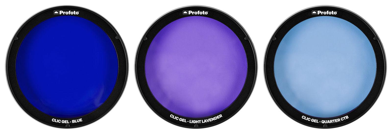 Profoto Clic Gels