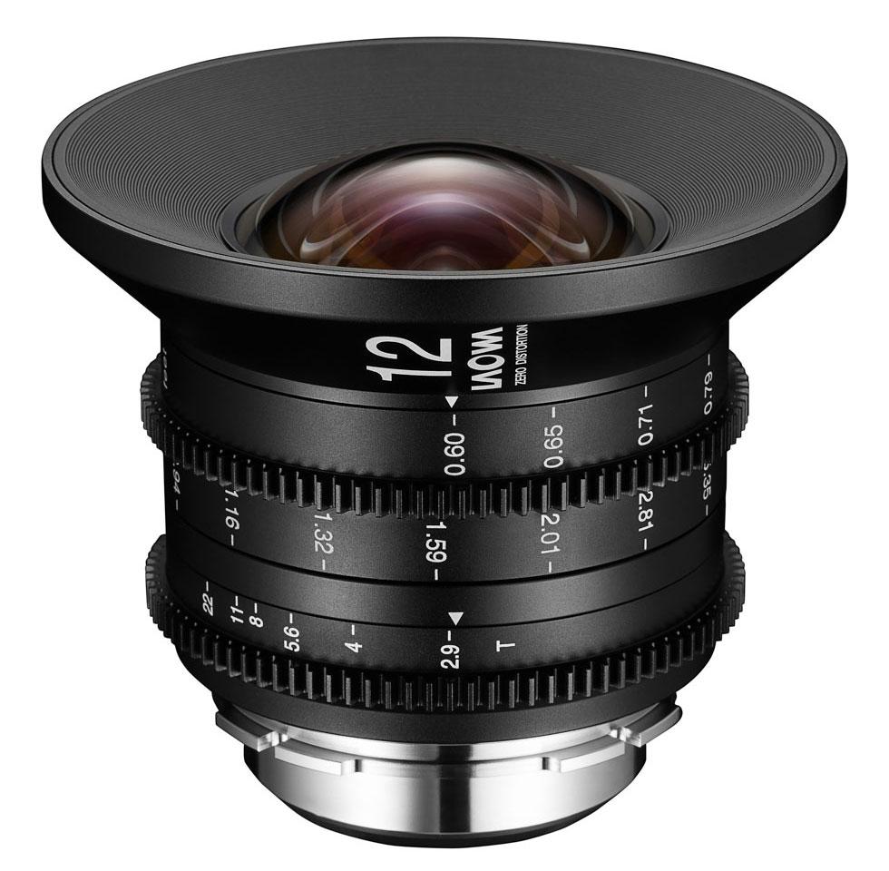 Venus Optics Laowa 12mm T2.9 Full Frame Cine Prime Lens