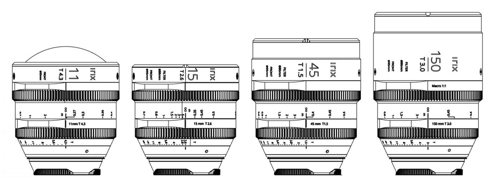 IRIX Cine Lenses