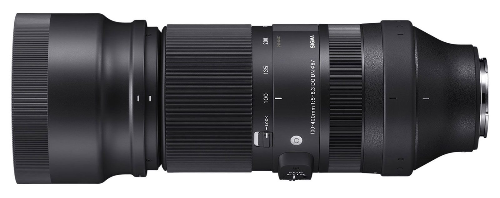 Sigma 100-400mm f/5-6.3 DG DN OS Contemporary FE Lens