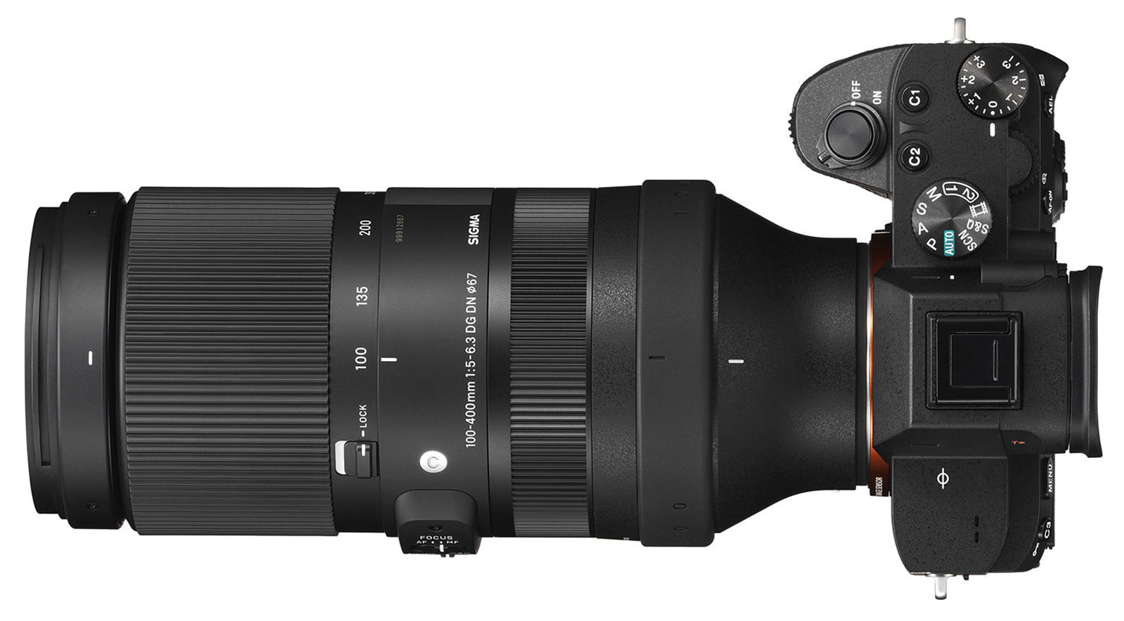 Sigma 100-400mm f/5-6.3 DG DN OS Contemporary for Sony E