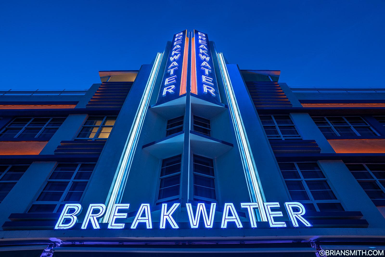 Brian Smith Magic Hour Breakwater Hotel Miami Beach