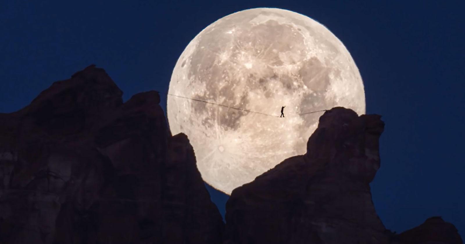 Moonwalk: A Sony Alpha Film shot on Sony a7S III