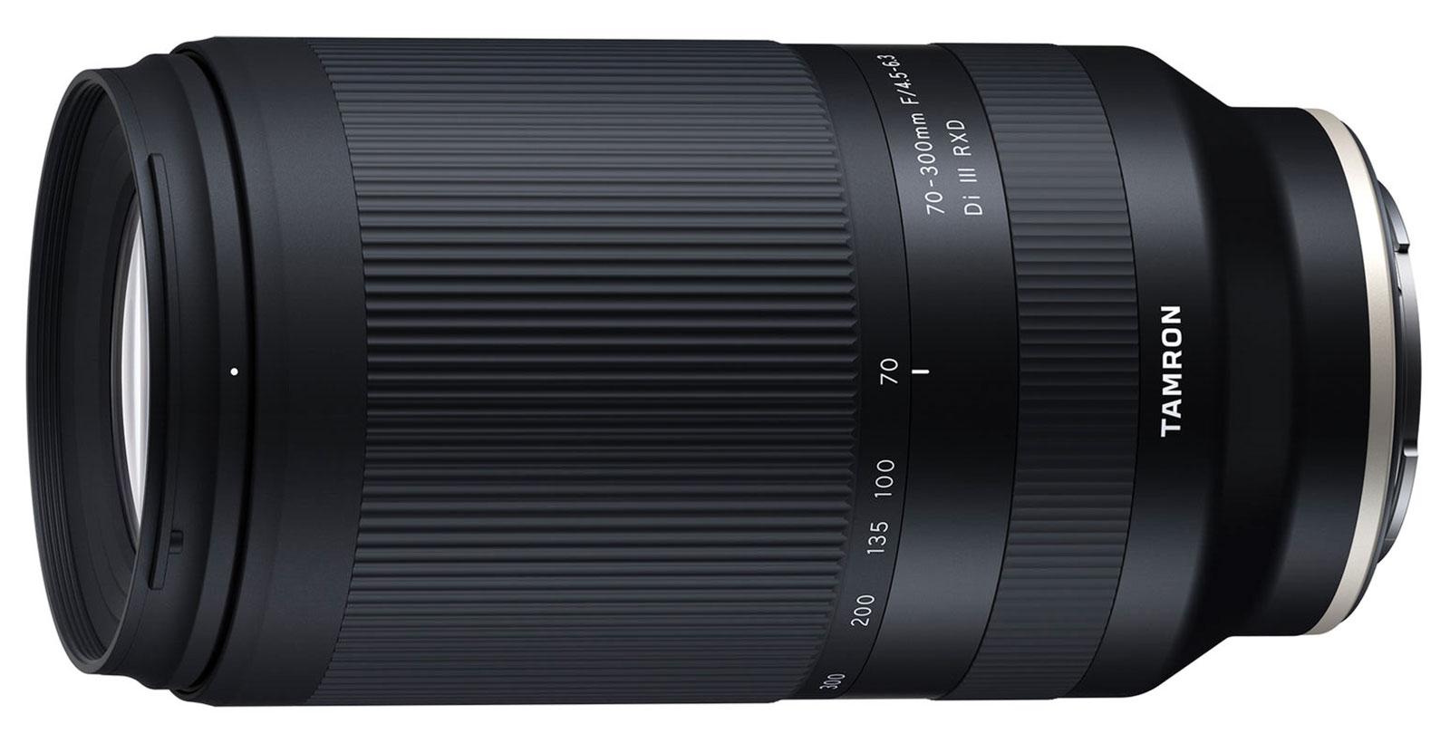 Tamron FE 70-300mm F4.5-6.3 Di III RXD Lens