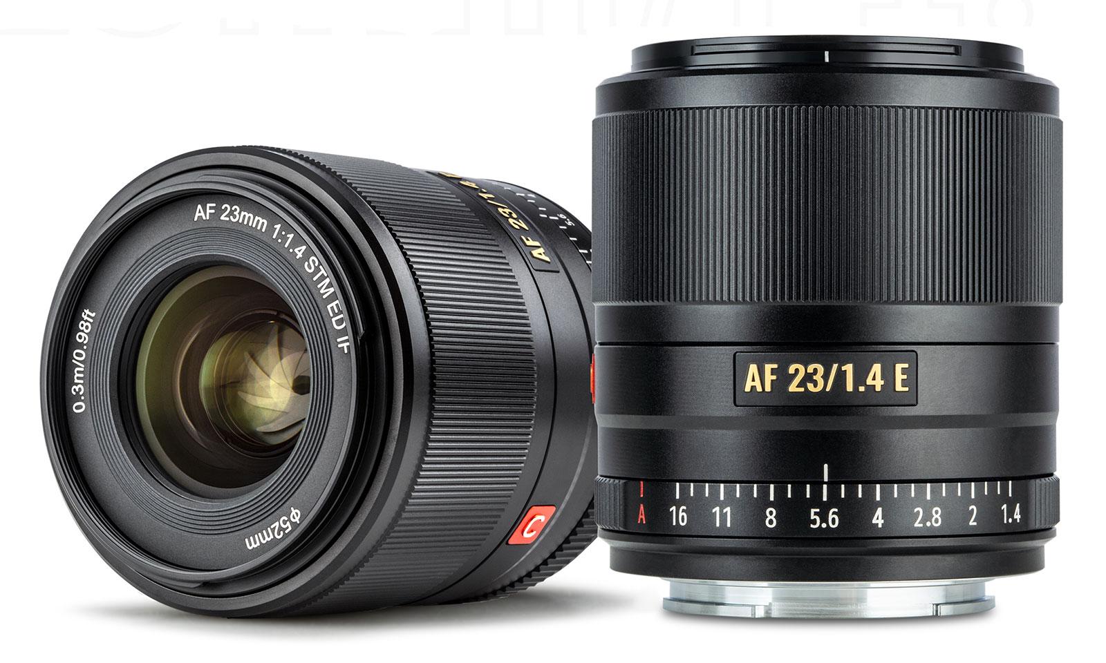 VILTROX AF 23mm F1.4 APS-C E-mount Lens