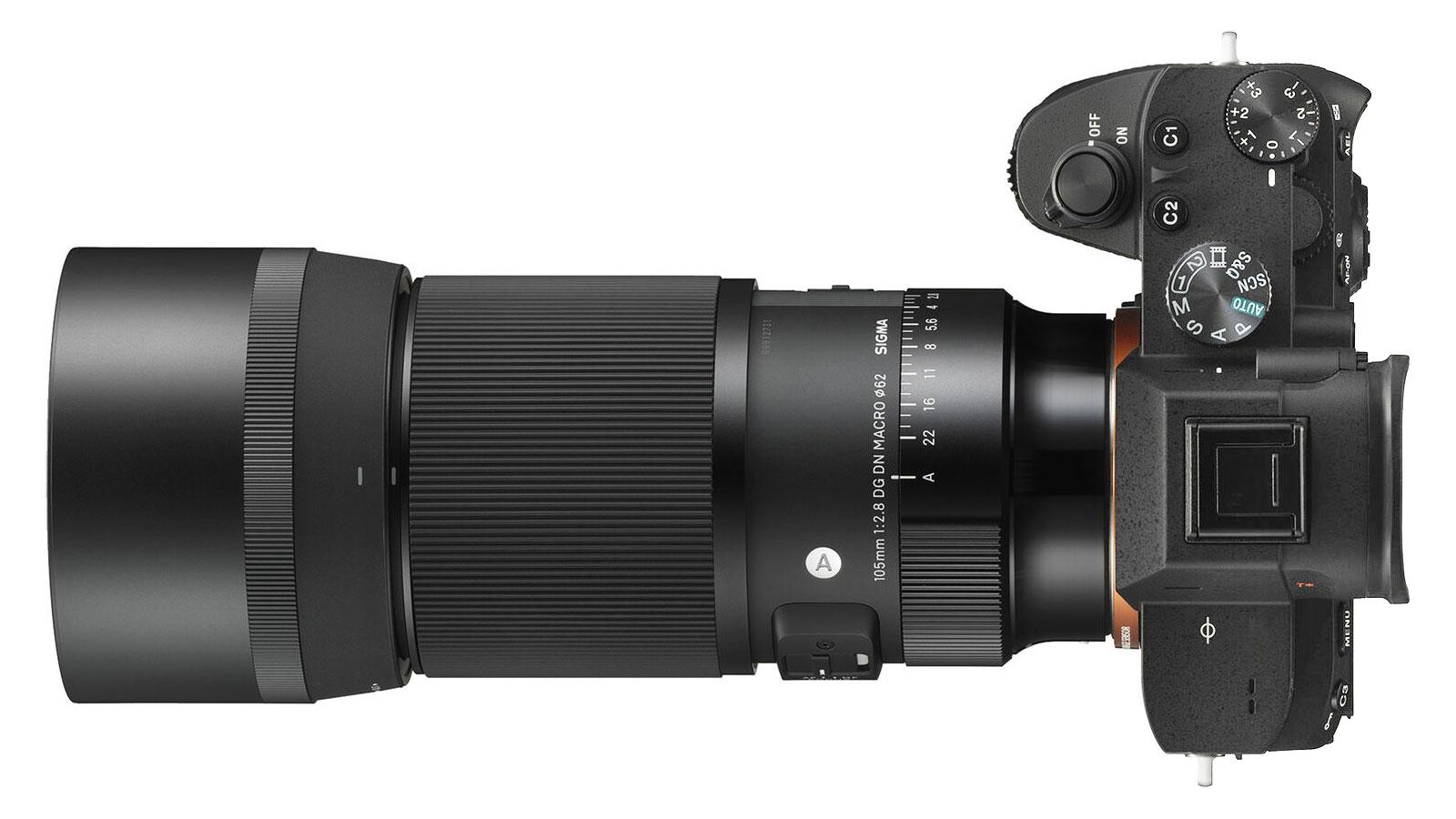 Sigma 105mm f/2.8 DG DN Macro Art Fullframe E-mount Lens
