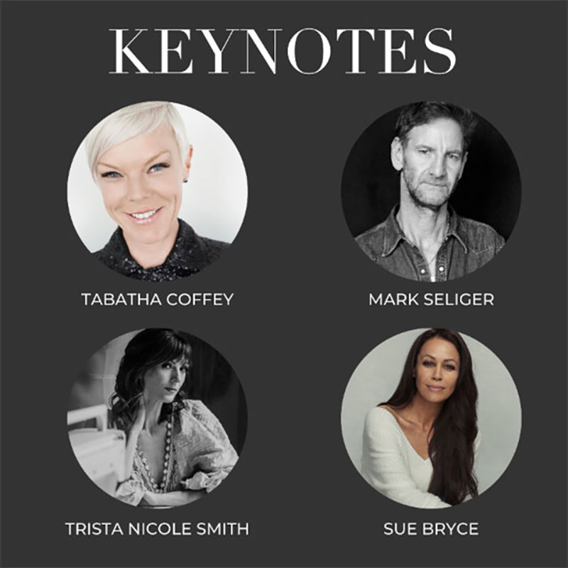 The Portrait Masters Live Keynote Speakers 2020