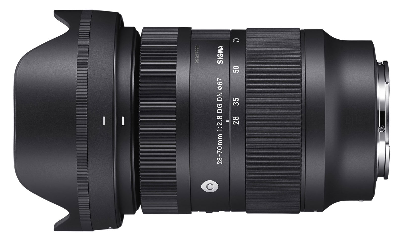 Sigma 28-70mm F2.8 DG DN Contemporary E-mount lens