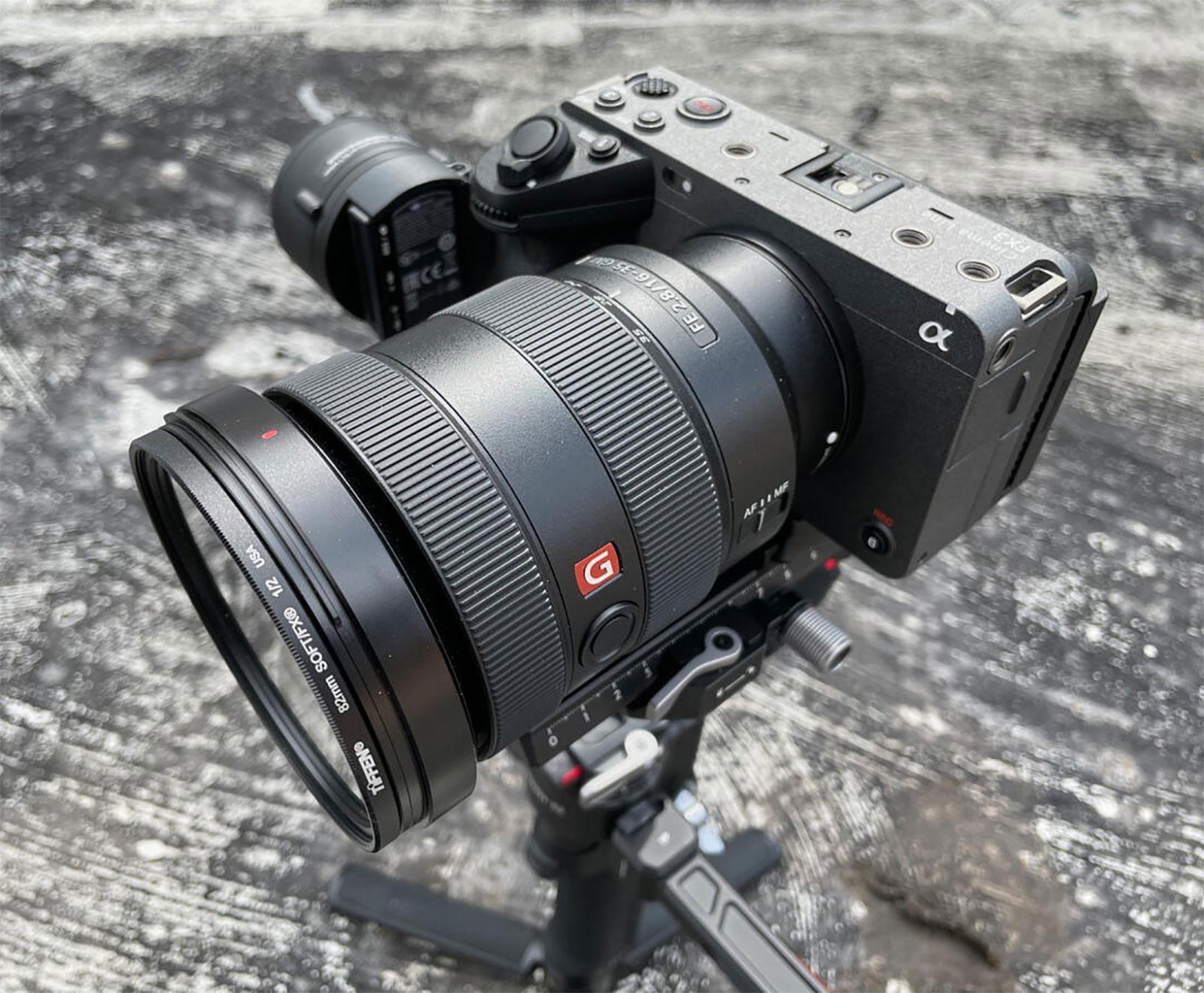 EL REY shot on Sony FX3 Cinema Cameras