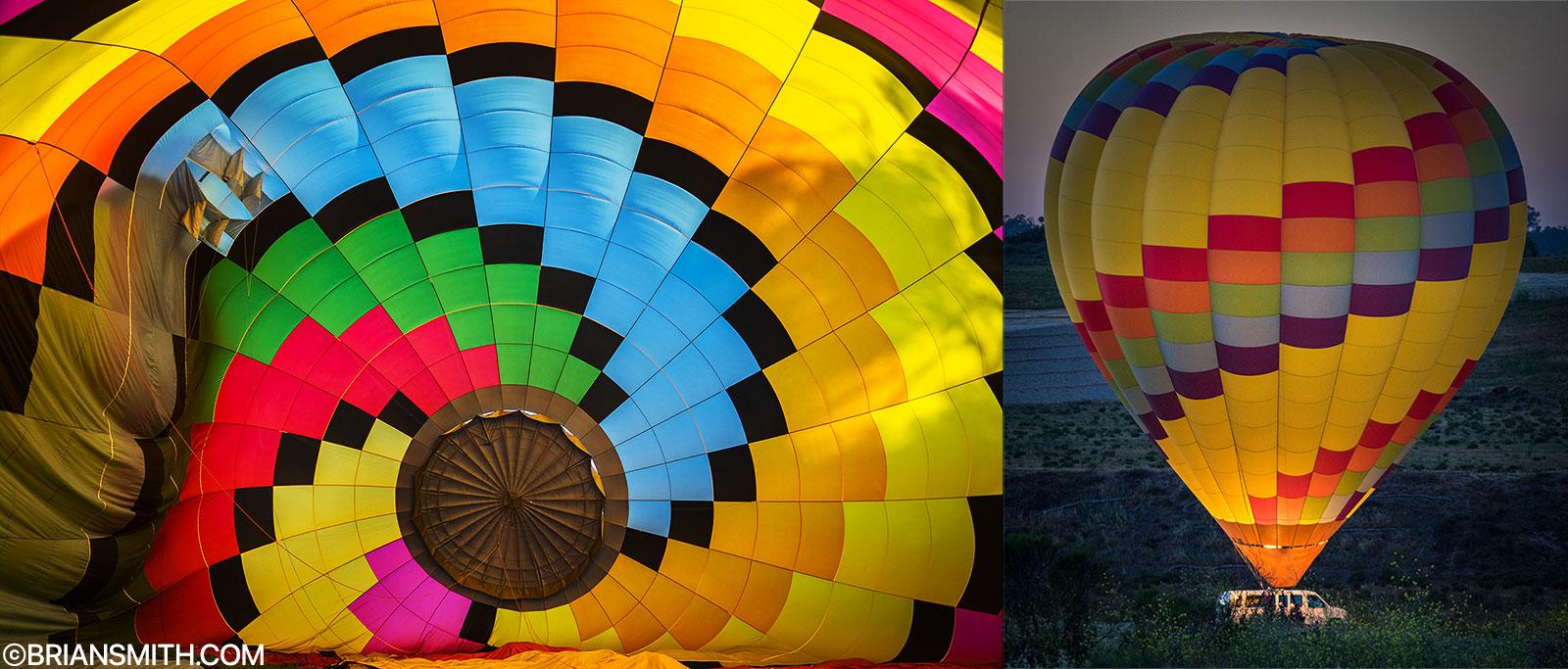 Sony FE 24-240mm lens San Diego balloon