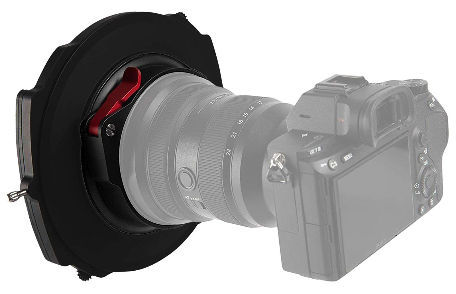 Haida M15 Filter Holder Kit for Sony FE 12-24mm f/2.8 GM Lens