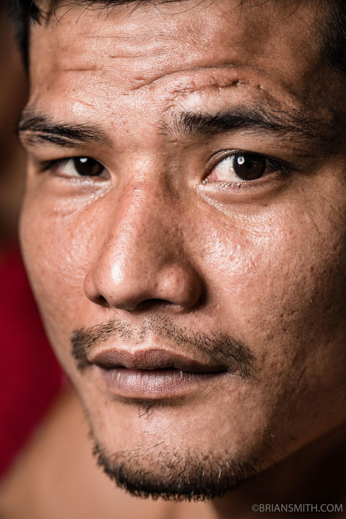 Muay Thai Boxing, Koh Samui, Thailand Zeiss Batis 135mm