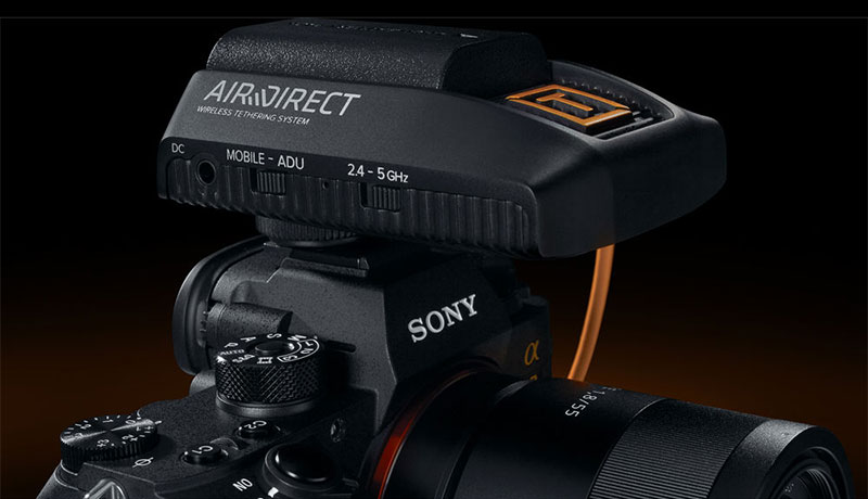 Tether Tools Air Direct Wireless Tethering for Sony
