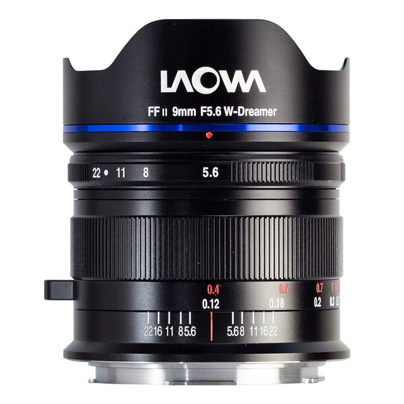 Venus Optics Laowa 9mm f/5.6 FF RL Lens