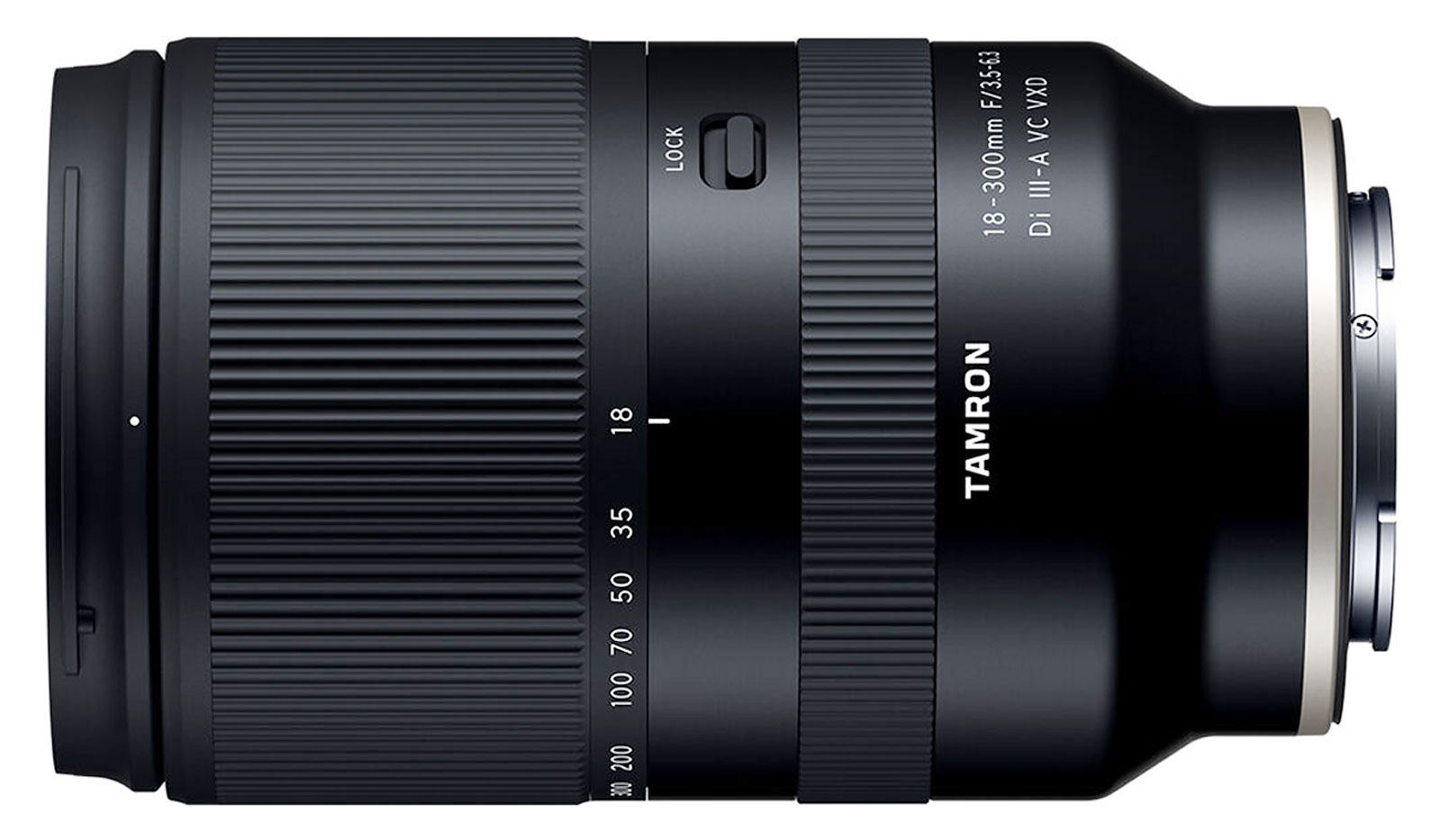 Tamron 18-300mm f/3.5-6.3 Di III-A VC VXD Superzoom Lens for APS-C Sony E-Mount cameras